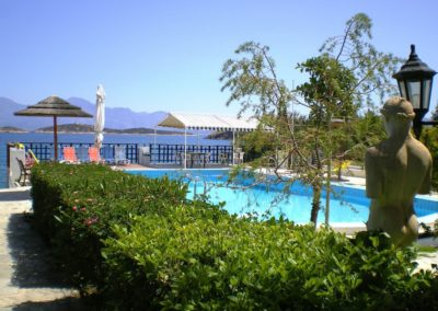 view of the swimming pool of HAVANIA