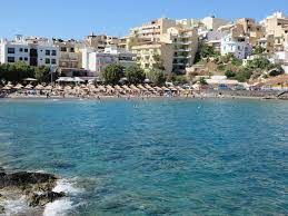 Aghios Nikolaos has municipal beaches.